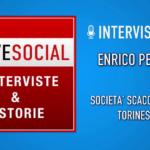 #Livesocial intervista Enrico Pepino