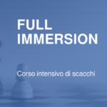 Full  Immersion – ottobre 2021